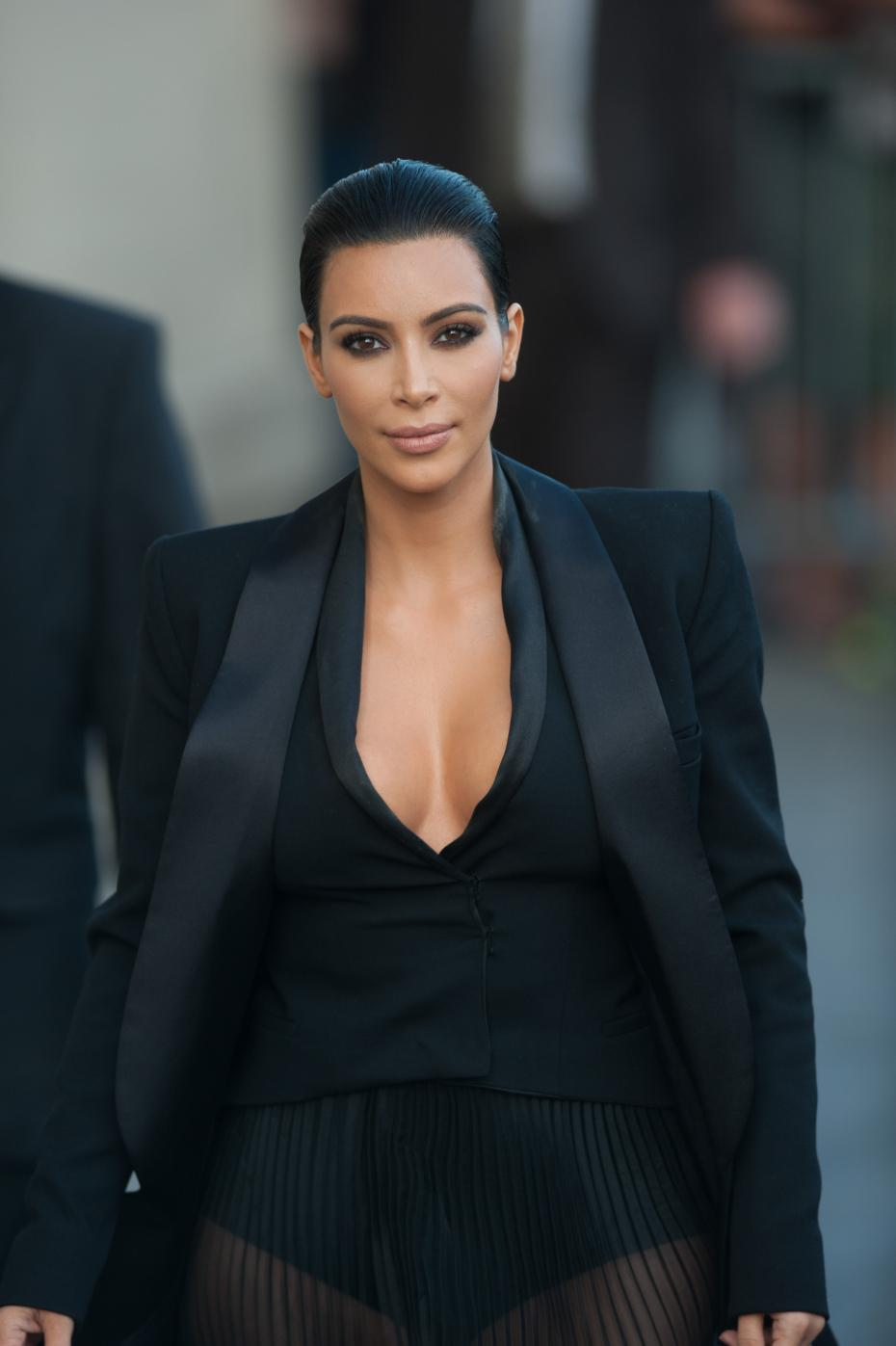 Kim Kardashian: Shitstorm pentru un truc stupid de pierdere în greutate
