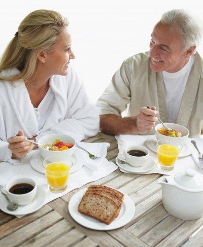 Особенности дието терапии в пожилом возрасте