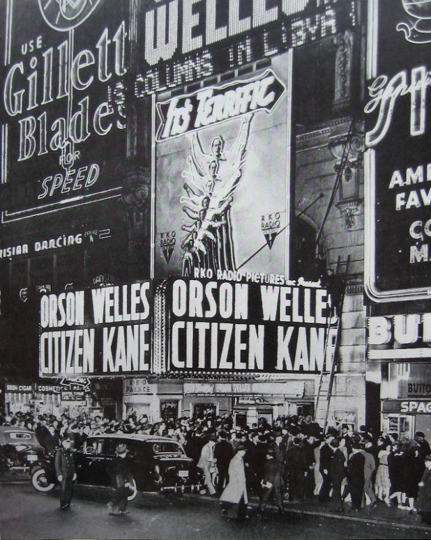 citizen kane essays Citizen kane ranks to this day as a classic masterpiece of cinematic form, with its many remarkable scenes and performances it's cinematic and narrative techniques and in it's experimental use in photography, editing, and sound.