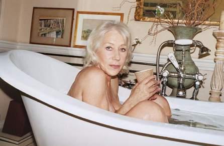 фото женщин голоя бабушку