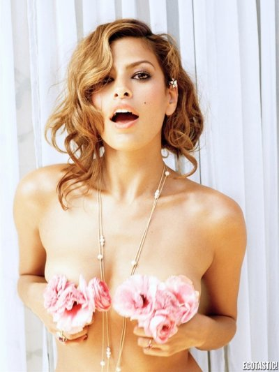 Eva mendes hair color highlights