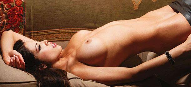 Foto Sosia Alinei Borcea Goala In Playboy