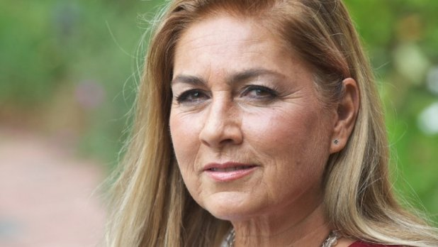 Romina Power earned a  million dollar salary, leaving the net worth at 2 million in 2017