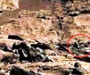 SECRETUL de pe Marte! NASA ascunde imagini cu extratereștri! Rămâi ȘOCAT dacă vezi asta!