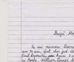 Nu-ți vei putea stăpâni LACRIMILE! Scrisoarea pentru MOȘ CRĂCIUN a unui băiat GRAV BOLNAV!
