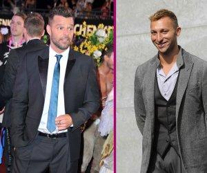 BOMBĂ SUB APĂ! Ricky Martin și Ian Thorpe sunt soț și soție! Cei doi se iubesc nebunește!