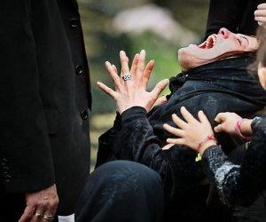 """Apariție miraculoasă! Au privit atent și au văzut minunea! """"Acum știm că nu a murit, este aici cu noi""""!"""