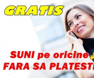 Milioane de ROMÂNI pot vorbi GRATIS la TELEFON! Modificările au fost făcute! Şi TU poţi suna fără să plăteşti