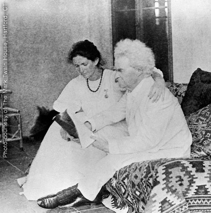 the successful relationship and marriage of samuel clemens and olivia langdon The web's largest collection of historic love letters samuel clemems (samuel langhorne clemens), american writer, to olivia langdon.
