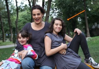 E absolut răvășitoare. Fiica cea mare a Maiei Morgenstern seamănă incredibil de mult cu mama sa! Are 18 ani și vrea să fie actriță