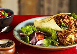 Burrito delicios pentru orice pofticios! Regis Stone te învață cum să pregătești un deliciu mexican în doar câteva minute!
