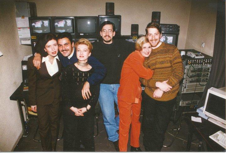 Antena 1, la începuturi