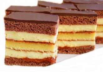 Prăjitura Televizor. Una dintre cele mai gustoase, aspectuoase și spornice prăjituri, perfectă pentru o masă festivă!