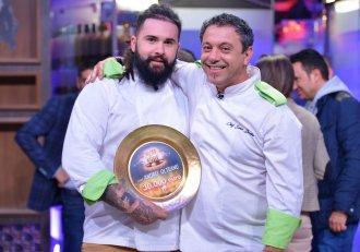"""Farfuriile câștigătoare ale sezonului patru """"Chefi la cuțite""""! Cum arată preparatele din marea finală"""