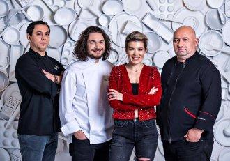 """""""Chefi la cuțite"""", record de audiență la nivel de rating! Peste două milioane de români au fost luni seară cu ochii pe emisiune"""