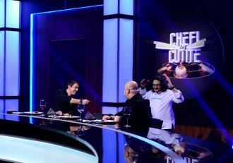 """""""Chefi la cuțite"""" a înregistrat un nou record de audiență!"""