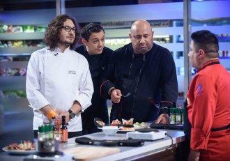 """""""Chefi la cuțite"""" a fost lider de piață luni seara pe toate categoriile de public"""