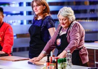 """Bucătăria nu e treabă deloc ușoară! """"Mă, mamaie, păi ce-i aia gorgoanzolia?!"""""""