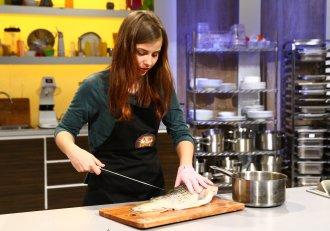 """Peștele, alegerea celor mai mulți concurenți luni seară la """"Chefi la cuțite"""""""