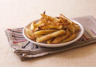 Vrei să faci cartofi prăjiţi CROCANŢI la exterior şi pufoşi în interior? Cei mai mari bucătari îţi spun secretul!