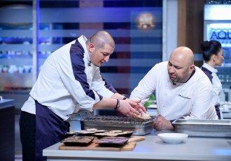 """Înainte de a-și decide semifinaliștii, """"Chefi la cuțite"""" a fost lider de audiență"""