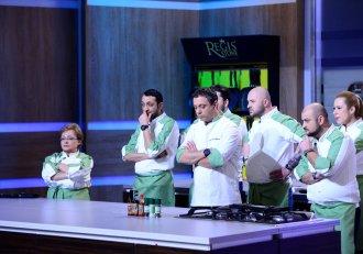 """Prima confruntare a încins spiritele la """"Chefi la cuțite""""! Show-ul a fost lider de piață"""