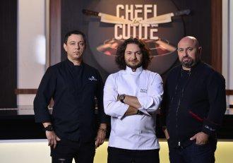"""Te așteptăm la casting """"Chefi la cuțite"""", în CLUJ-NAPOCA, pe 14 MAI! Vino să intri în echipele celor mai buni chefi din România"""
