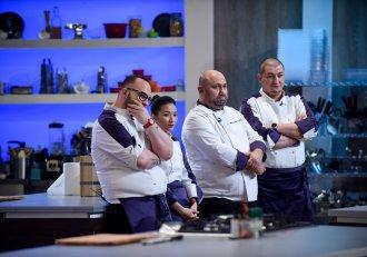"""VĂ MULŢUMIM! Semifinala """"Chefi la cuțite"""" a fost lider de piață pe toate categoriile de public"""