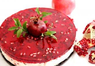Adori prăjitura TIRAMISU? Incearcă rețeta cu rodie, e delicioasă și foarte simplu de făcut