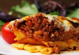 Paste grecești delicioase, o rețetă pentru mese copioase! Aceasta sigur este mâncarea preferată a zeilor!