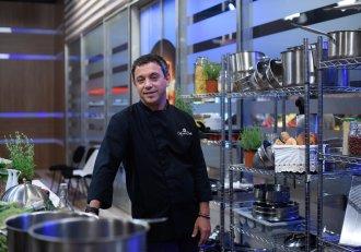 Chef Sorin Bontea s-a întâlnit cu celebrul Armand Assante! Admiratoarele au oftat când au văzut imaginea