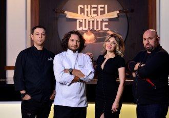"""Surpriză uriașă pentru fanii """"Chefi la cuțite""""! Noul sezon aduce o schimbare de zile mari, fiindcă nimeni nu îl va mai recunoaște pe Scărlătescu!"""