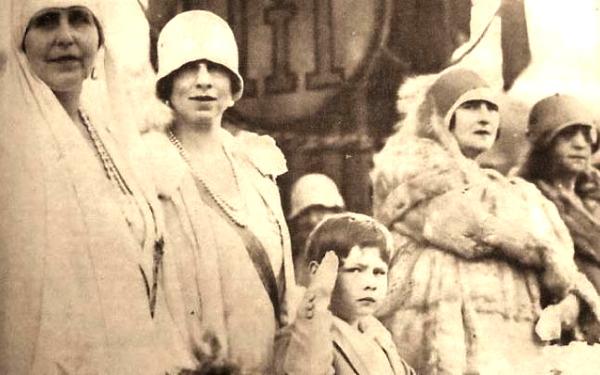 Imagini pentru regele mihai 1927