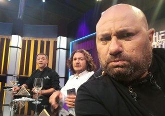 """Chef Cătălin Scărlătescu și-a șocat fanii cu o apariție de senzație! """"Cică sunt nebun..."""""""