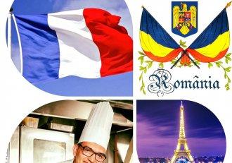 """Un fost concurent """"Chefi la cuțite"""" reprezintă România peste hotare"""
