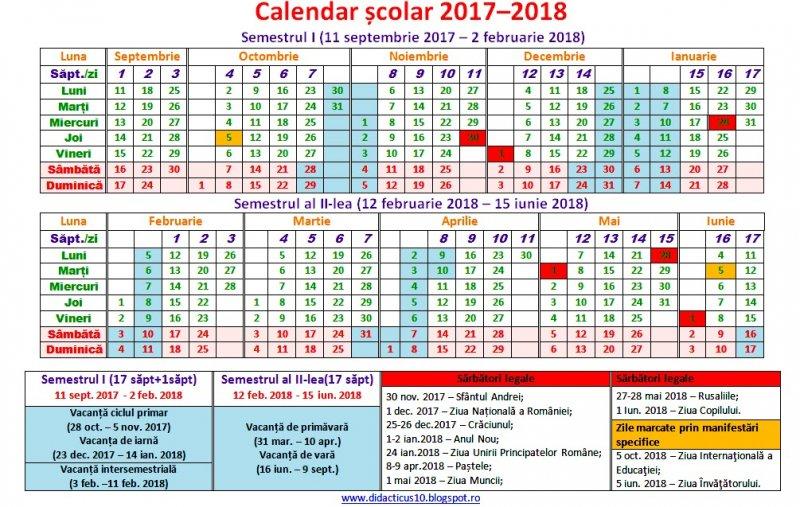 Imagini pentru an scolar 2017-2018