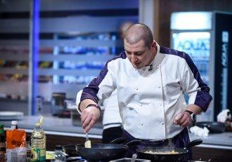 """Gianny Bănuță face dezvăluiri neașteptate despre experiența sa la """"Chefi la cuțite""""! Cine l-a ajutat să câștige?"""