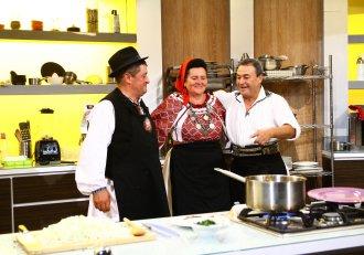 """Tradiționalul românesc în fața juraților """"Chefi la cuțite"""". Luni, de la 20.00, la Antena 1"""