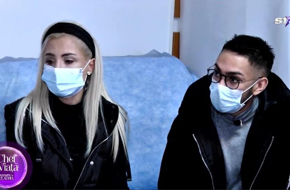 Au mers la medic pentru un control de rutină, dar vestea primită a dat-o peste cap pe Claudia Puican. Ce au aflat artista și iubitul ei, Armin Nicoară